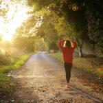 Spazierengehen Herbst